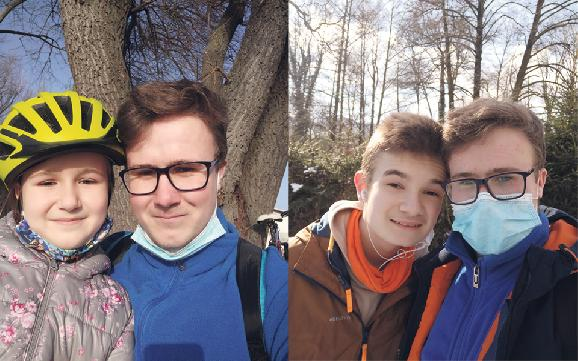 Kristián robí profesionálneho kamaráta deťom so zdravotným postihnutím