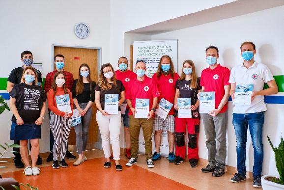 Žiarska nemocnica poďakovala dobrovoľníkom