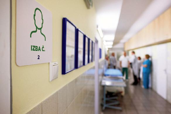 Aktuálne opatrenia v žiarskej nemocnici
