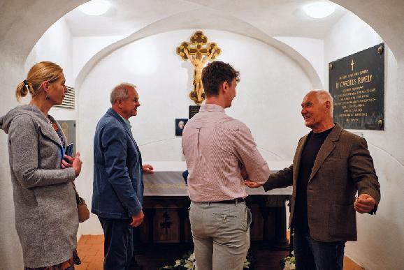 Po stopách biskupov v kaštieli Žiar nad Hronom