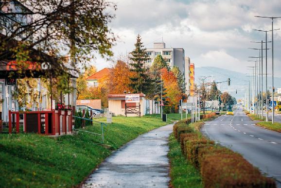 Premenlivé jesenné počasie