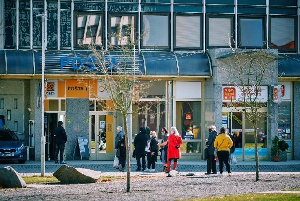 Slovenská pošta žiada ľudí o zodpovedné dodržiavanie opatrení