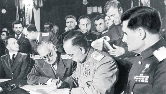 Pripomíname si 76 rokov od ukončenia 2. svetovej vojny