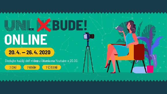 Univerzitná noc literatúry 2020 bude online