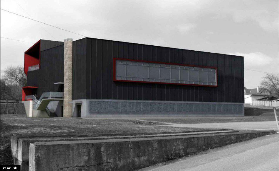 obr: Poslanci odsúhlasili rekonštrukciou športovej haly