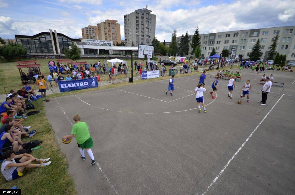 obr: Žiarsky Streetball 2015