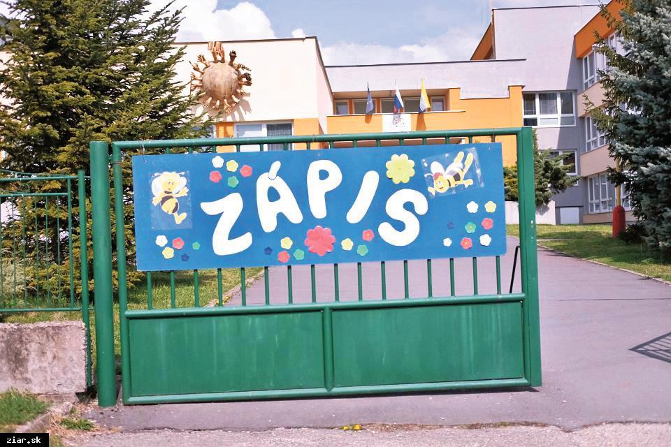 obr: Do prvého ročníka sa zapísalo spolu 230 detí