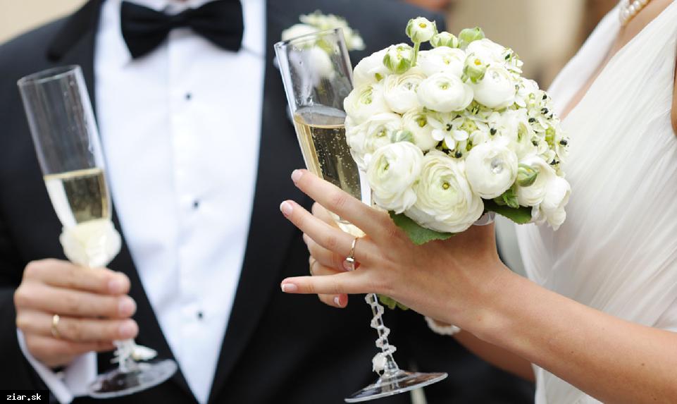 obr: Aj keď je streda, so svadbami akoby sa roztrhlo vrece