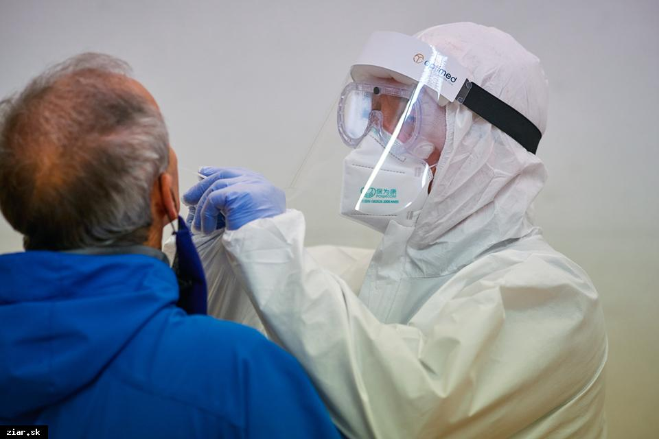 obr: Plošné testovanie v Žiari nad Hronom cez víkend, tri miestnosti aj v piatok