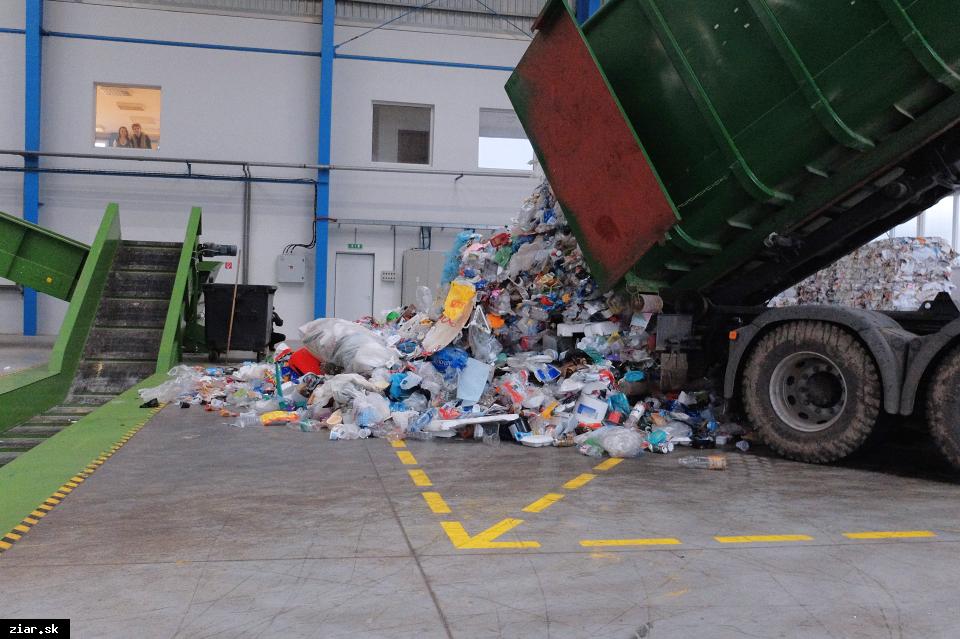 Triedenie odpadu má zmysel