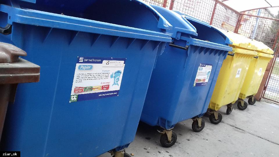 obr: Triedime odpad - kam s papierom?