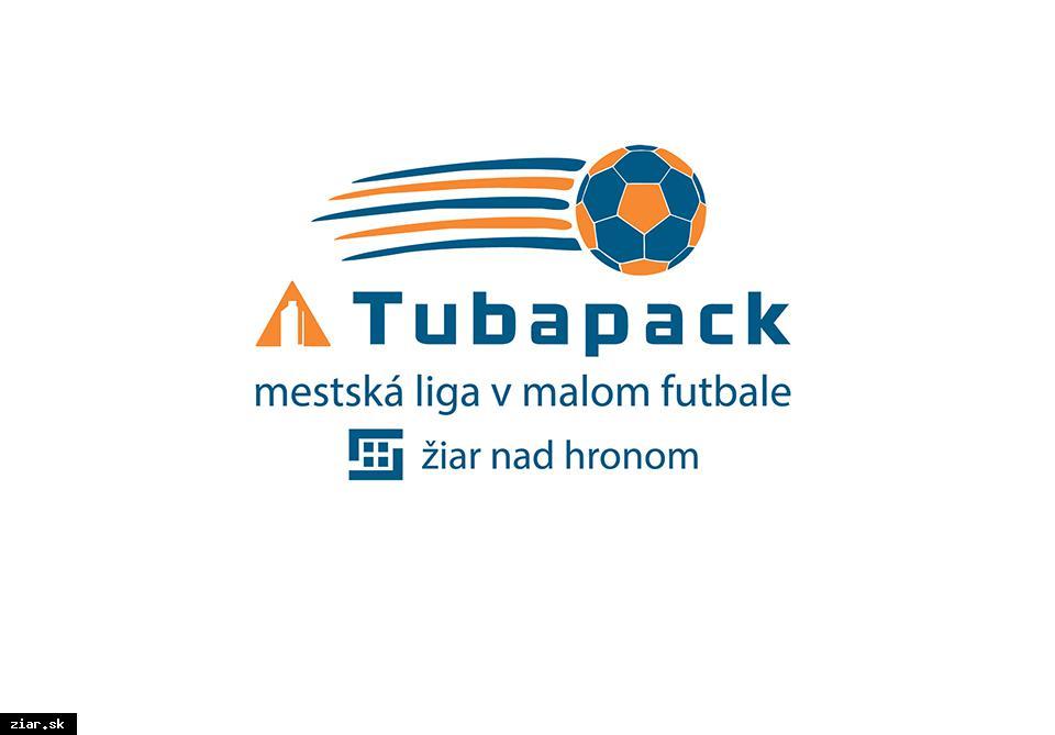 obr: Mestská futbalová liga ponesie názov hlavného partnera – spoločnosti Tubapack.