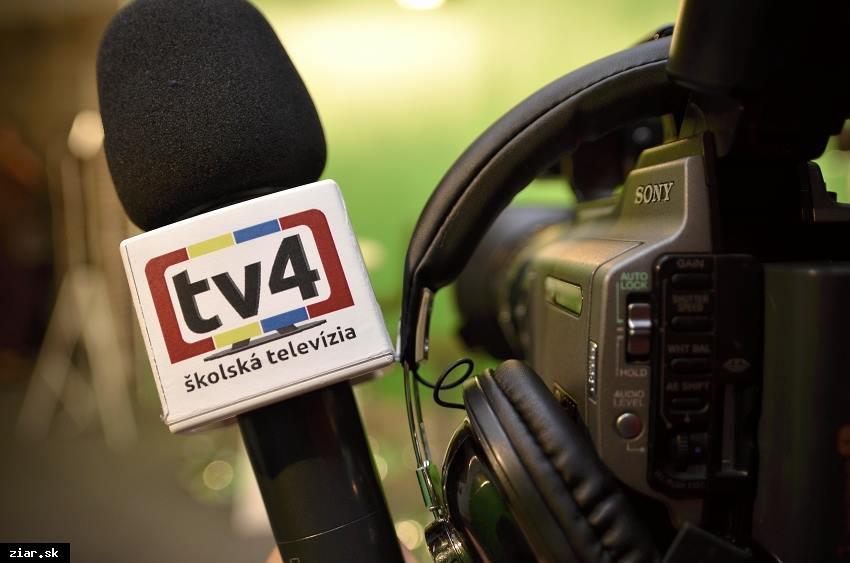 obr: Obrovský úspech žiarskej TV4 v celoslovenskej súťaži