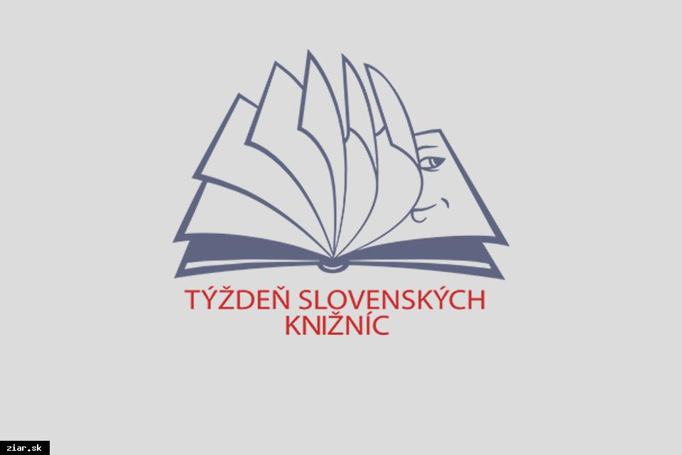 obr: Do Týždňa slovenských knižníc sa zapájajú aj krajské knižnice BBSK, sprievodné podujatia budú online