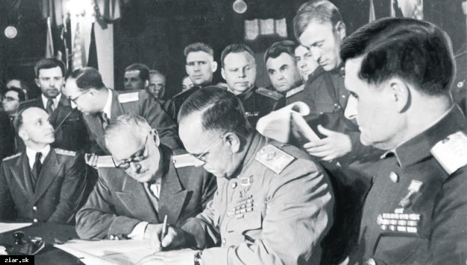 obr: Pripomíname si 76 rokov od ukončenia 2. svetovej vojny