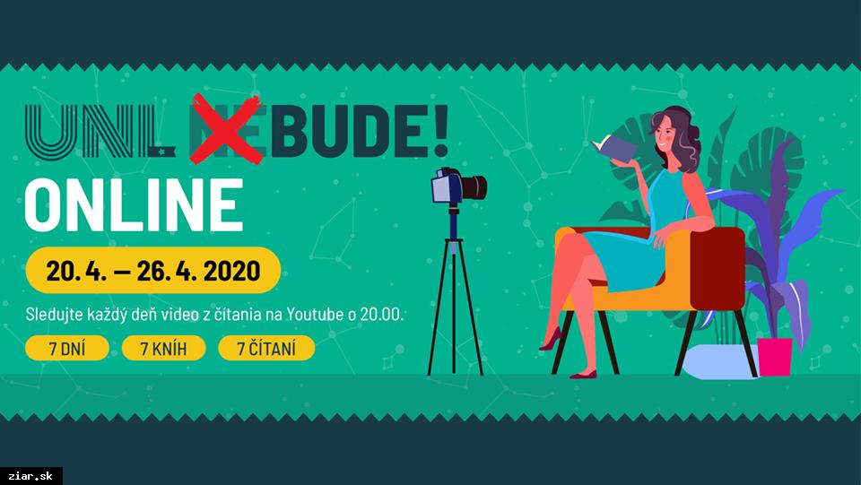obr: Univerzitná noc literatúry 2020 bude online