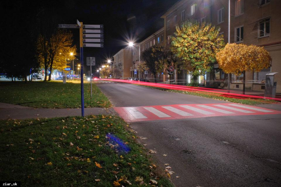 obr: Modernizácia verejného osvetlenia pokračuje, doobjednalo sa ďalších 65 svietidiel