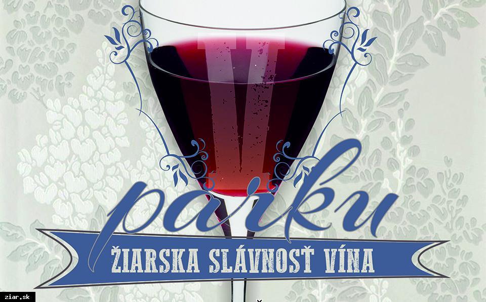 obr: Žiarska slávnosť vína aj s chutným občerstvením