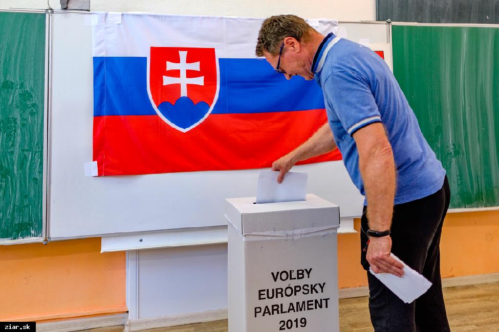 Takto volili Žiarčania v eurovoľbách