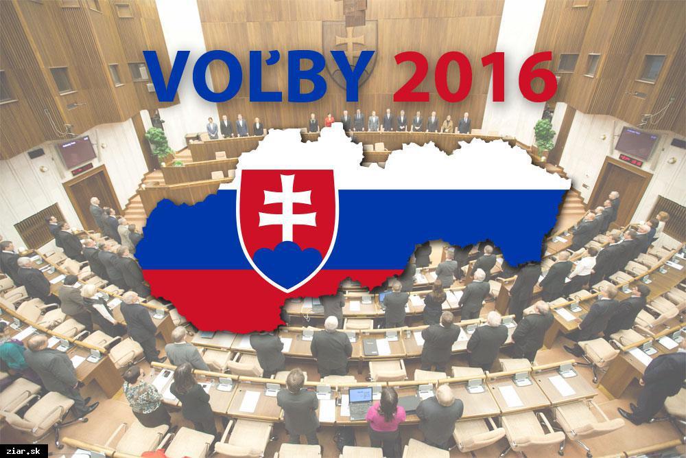 obr: Voľby do Národnej rady Slovenskej republiky 2016