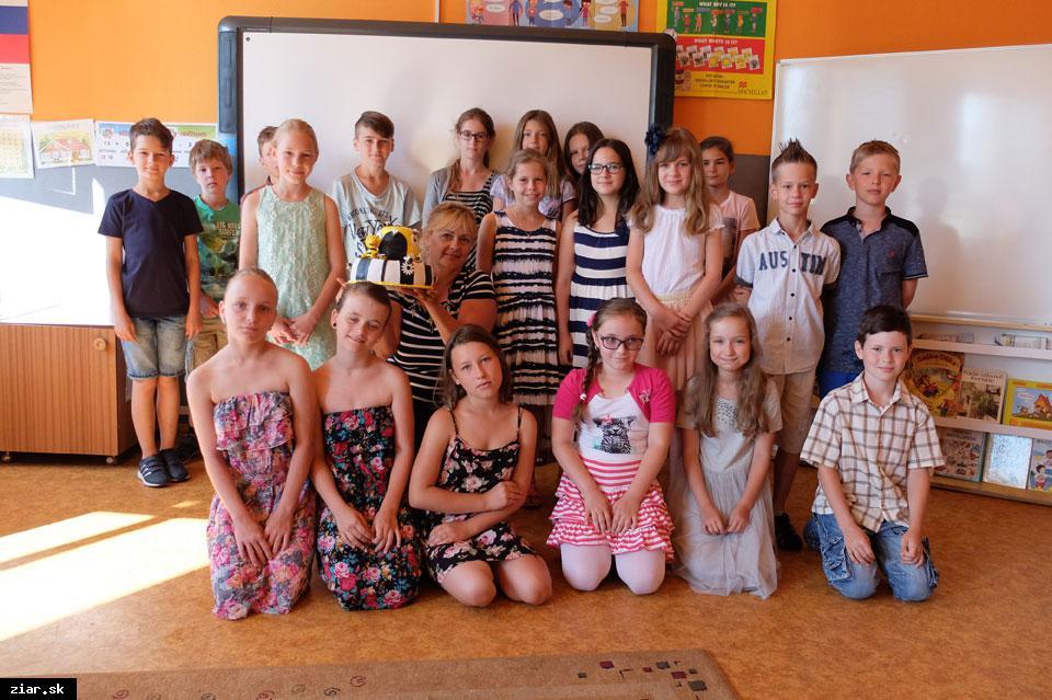 obr: Na prázdniny sa chystá 1 327 žiakov žiarskych základných škôl