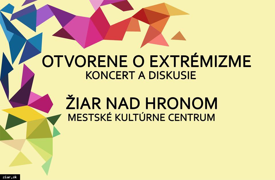 Otvorene o extrémizme, ale aj novodobej histórii Slovenska
