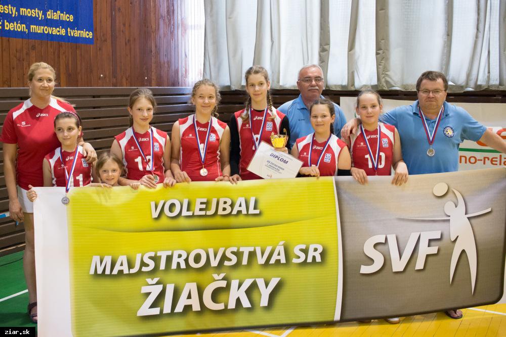 obr: Žiarčanky sa vrátili z majstrovstiev Slovenska strieborné!