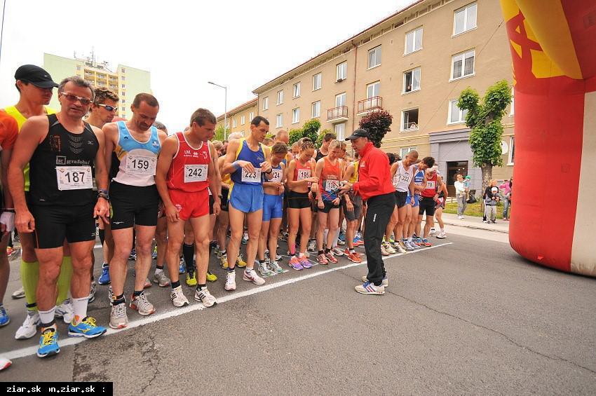 obr: Žiarsky mestský polmaratón už túto sobotu!