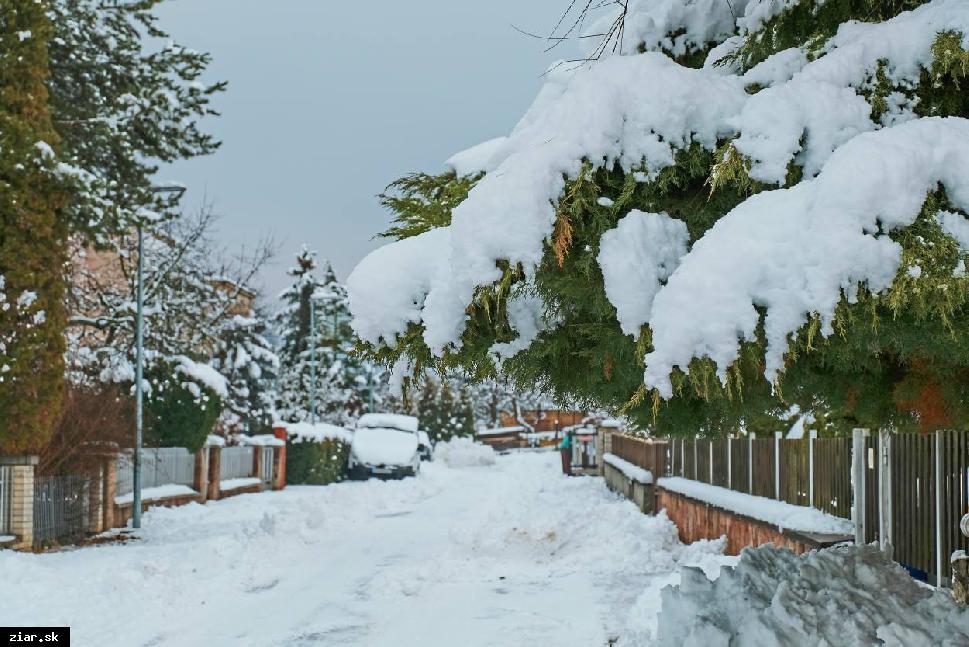 obr: Zima ešte nekončí