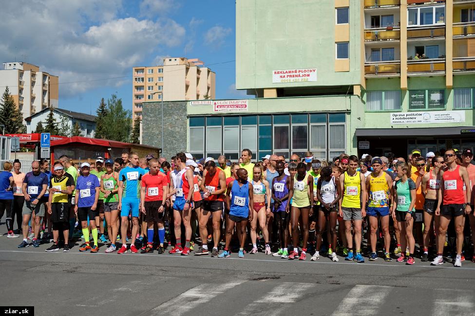 10. ročník Žiarskeho mestského polmaratónu úspešne za nami