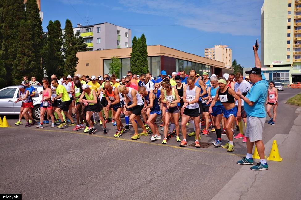 obr: Žiarsky mestský polmaratón je zrušený
