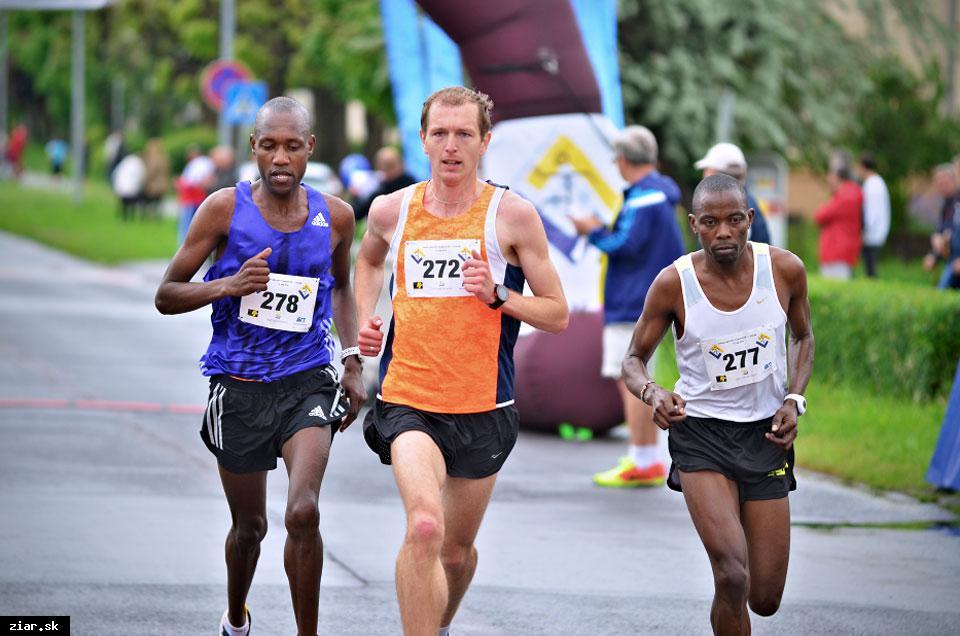 obr: Na Žiarskom mestskom polmaratóne až 270 účastníkov
