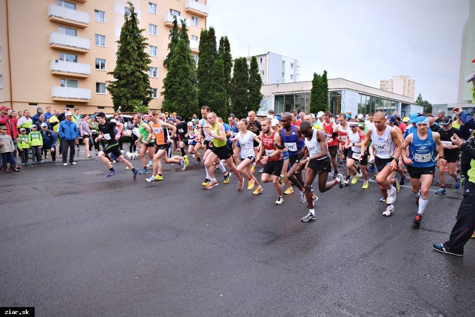 Žiarsky mestský polmaratón už 12. mája