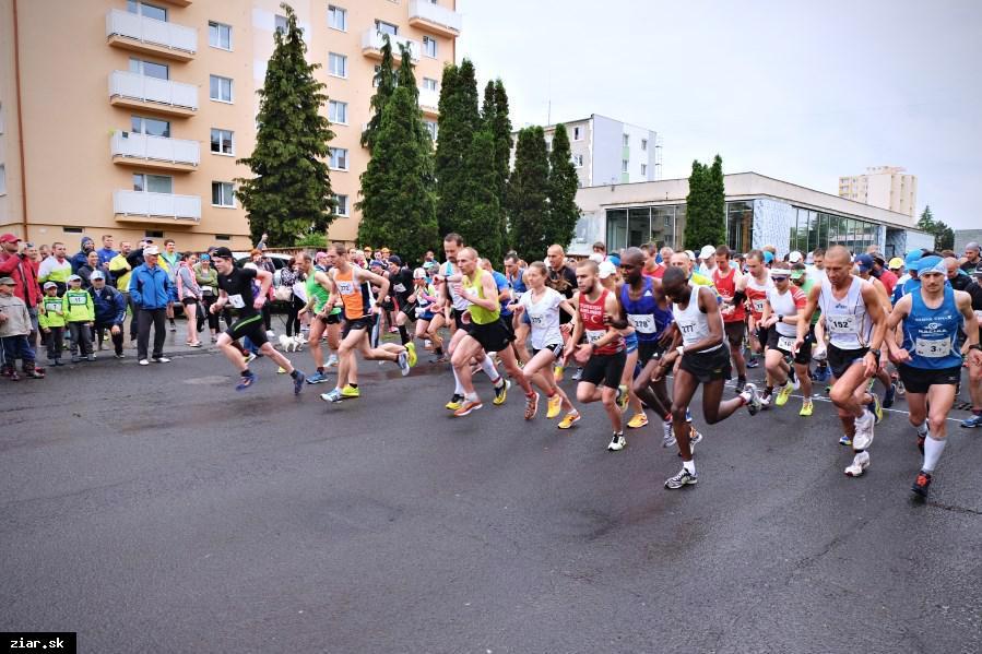 Žiarsky polmaratón bude ešte zaujímavejší, jubileum oslávi viacerými novinkami