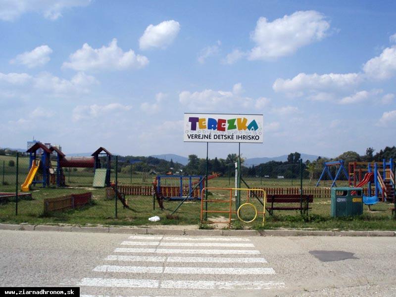Detské ihrisko Terezka