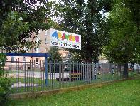 Detské ihrisko Mravček