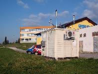Meracia stanica na Ul. Jilemnického