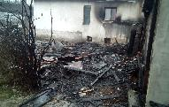 Požiar na Šašovskom Podhradí