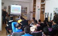 Prednáška o histórii Rómov