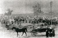 Svätokrížsky jarmok 1917