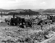 Začiatok výstavby Závodu SNP